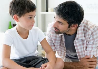 Estrategias Comunicativas para padres